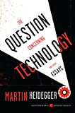 img - for The Question Concerning Technology, and Other Essays (Harper Perennial Modern Thought) book / textbook / text book