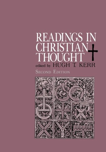 Readings in Christian Thought (Second Edition)