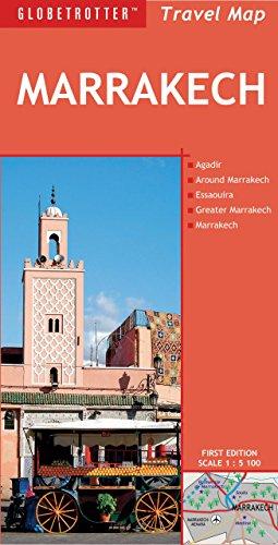 Marrakech (Globetrotter Travel Map)