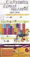 Le calendrier de la famille organisée - septembre 2013-décembre 2014