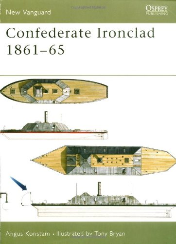 Confederate Ironclad 1861-65 (New Vanguard) PDF