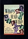 Who's Had Who (0446390429) by Curtis, Richard