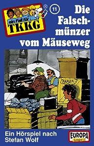 011/die Falschmünzer Vom Mäuseweg [Musikkassette]