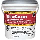 CUSTOM BLDG PRODUCTS LQWAF1-2 Redgard Waterproofing, 1 gal (Tamaño: 1lb)