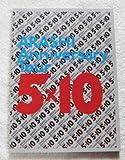 嵐 公式グッズ ARASHI Anniversary Tour 2009-2010 5×10 パンフレット