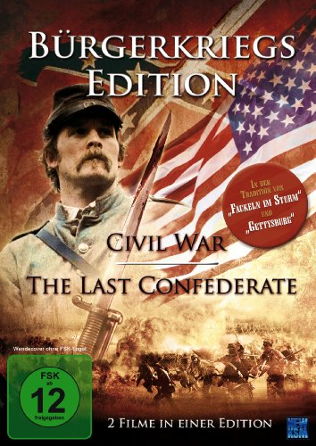 Bürgerkriegs Edition (The Last Confederate/Civil War) [Collector's Edition]