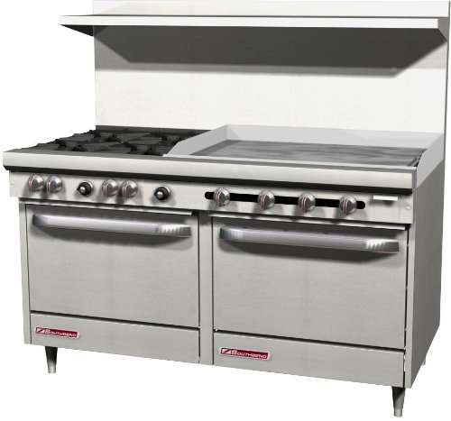 Small Gas Stove Oven front-559524