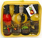Oils of Aloha Macadamia Nut Cooking & Salad Oil Sampler, 5-Ounce (Pack of 4)