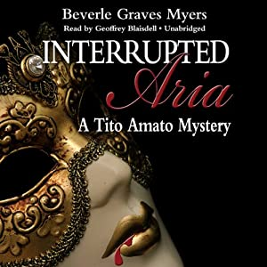 Interrupted Aria: The First Baroque Mystery | [Beverle Graves Myers]