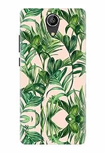 Noise Designer Printed Case / Cover for Intex Aqua Freedom / Nature / Plants Design