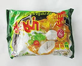 Mama Clear Soup Instant Rice Vermicelli 55g X 30 Pcs
