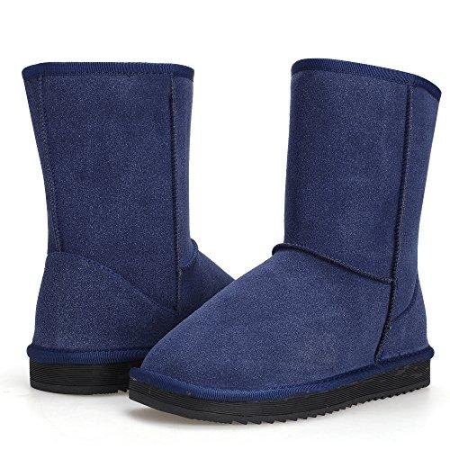 zearo-mujer-botas-de-nieve-de-piel-bota-plano-botines-calentar-pelaje-botas-de-nieve-atada-zapatos-b