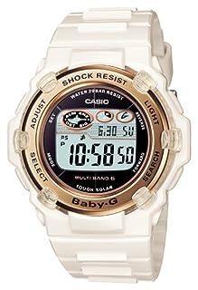 [カシオ]CASIO 腕時計 Baby-G ベビージー Reef リーフ タフソーラー 電波時計 MULTIBAND 6 BGR-3003-7AJF レディース