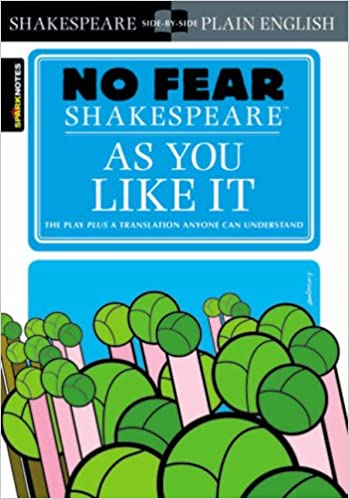 No Fear Shakespeare: As You Like It price comparison at Flipkart, Amazon, Crossword, Uread, Bookadda, Landmark, Homeshop18