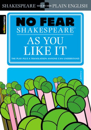 As You Like It No Fear Shakespeare, JOHN CROWTHER