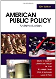 img - for American Public Policy: An Introduction book / textbook / text book