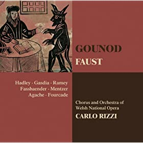 Faust [Ballet music] Appendix : I Allegretto