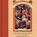 The Penultimate Peril: A Series of Unfortunate Events #12 Audiobook by Lemony Snicket Narrated by Tim Curry