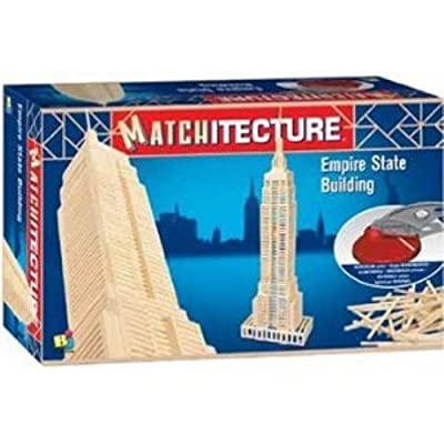 Bojeux Matchitecture - Empire State Building