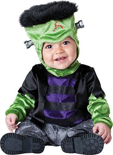 Boys Monster Boo Toddler Kids Child Fancy Dress Party Halloween Costume