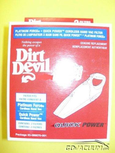 Dirt Devil Quick Power Hand Vac front-18322