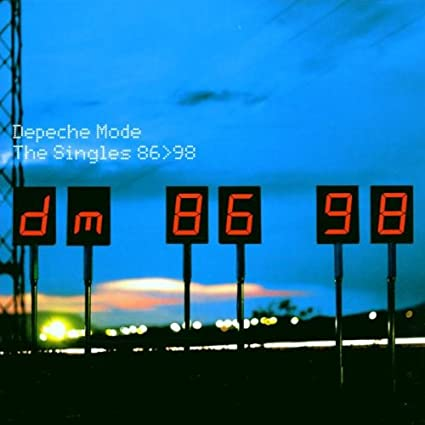 86 singles depeche mode the 98