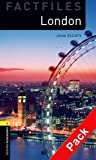 London CD Pack (Oxford Bookworms Library)