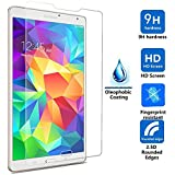 ELTD Premium Tempered Glass 0.3mm Screen Protector for Samsung Galaxy Tab S 8.4
