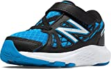 New Balance KV690I Running Shoe (Infant/Toddler), Blue/Black, 5 M US Toddler