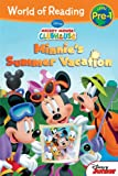 World of Reading: Mickey Mouse Clubhouse Minnie s Summer Vacation: Pre-Level 1