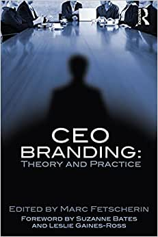 CEO Branding: Theory And Practice
