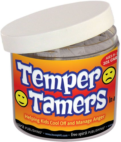 Temper Tamers In a Jar: Helping Kids Cool Off and Manage Anger PDF