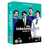 The Inbetweeners: Channel 4 Complete Series 1, 2 & 3 + DVD Exclusive Extras And Deleted Scenes (3 Disc Box Set) [DVD]
