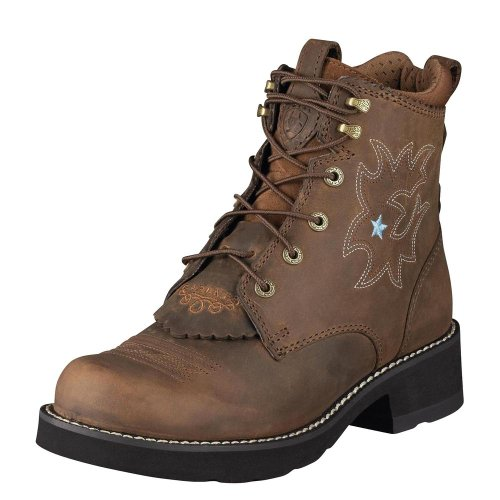 Ariat Women's Pro Lace-Up Boot Round Toe
