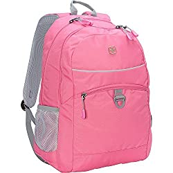 SwissGear Travel Gear 6651 School Backpack (Bubble Gum)
