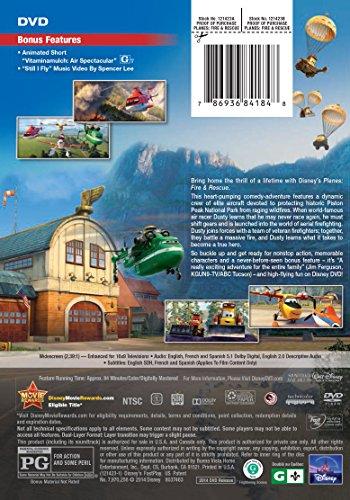 PLANES FIRE & RESCUE Walt Disney Studios Home Entertainment