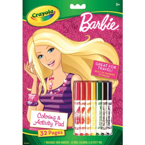 Marker Barbie