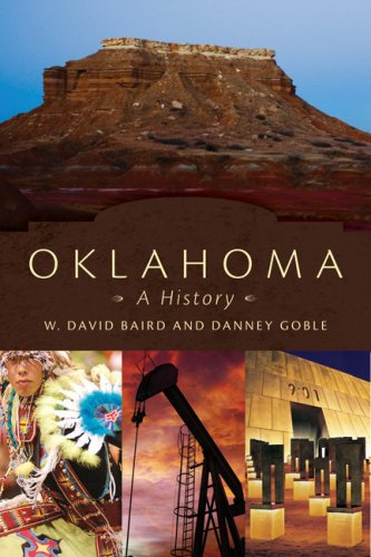 Oklahoma: A History