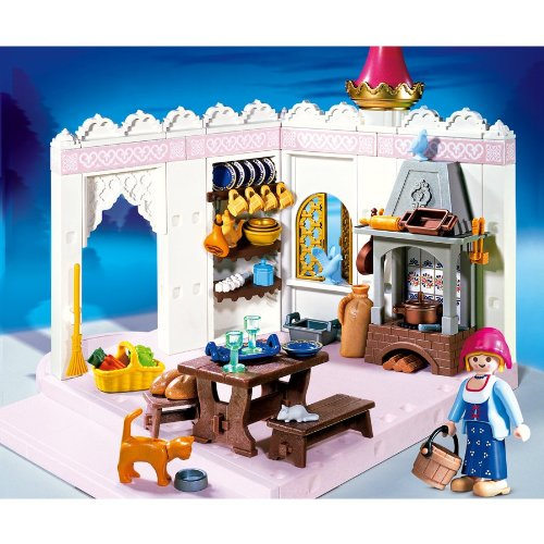 Magic Castle 4251: Royal Kitchen - Playmobil