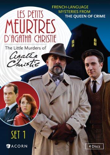 Les Petits Meurtres D'agatha Christie: Set 1 [DVD] [Import] -