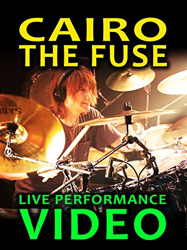 Cairo, The Fuse - Jeff Brockman Performance Series