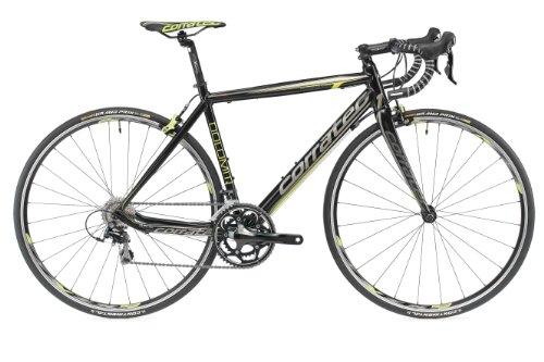 corratec rennrad dolomiti 105 compact schwarz gr n 2012 rahmengr sse 60 cm fahrrad test. Black Bedroom Furniture Sets. Home Design Ideas