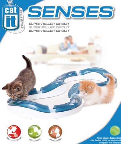 Catit-Design-Senses-Super-Roller-Circuit-Toy-for-Cats
