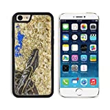 MSD Premium Apple iPhone 6 iPhone 6S Aluminum Backplate Bumper Snap Case IMAGE ID: 31202824 Head and eye on the floor