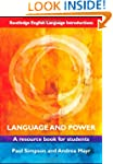 Language and Power: A Resource Book f...