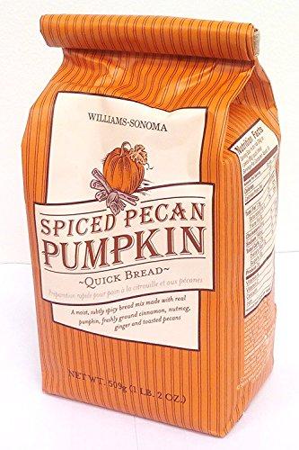 Spiced Pecan Pumpkin Quick Bread 1LB (William Sonoma Sauce Pan compare prices)