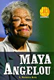 img - for Maya Angelou (Just the Facts Biographies) book / textbook / text book