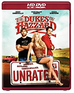 The Dukes of Hazzard (Unrated) [HD DVD] from Warner Home Video