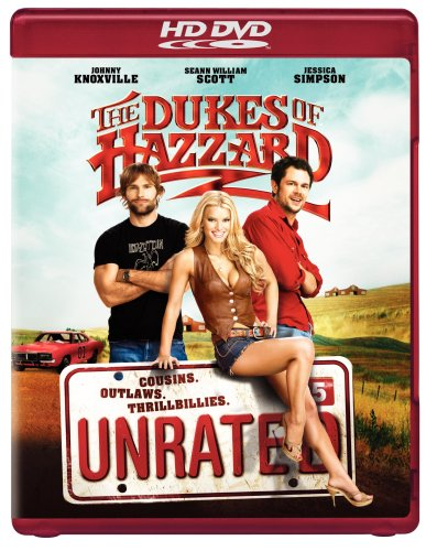 Cover art for  The Dukes of Hazzard (Unrated) [HD DVD]