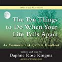 The Ten Things to Do When Your Life Falls Apart: An Emotional and Spiritual Handbook (       UNABRIDGED) by Daphne Rose Kingma Narrated by Daphne Rose Kingma